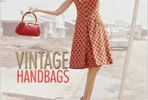 Top Books About Vintage Handbags & Fashion / I strongly recommend these books on vintage handbags and textiles.  They are great tools for vintage purse collectors and fashionistas!   http://www.quirkyfinds.com/recommend-books-handbags-textiles/