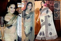 Bollywood replica fancy sarees 5245 to 5251 / For inquiry Call or Whatsapp @ 09173949839