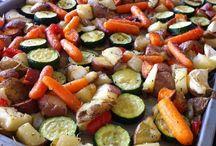 Veggies Salads Sides