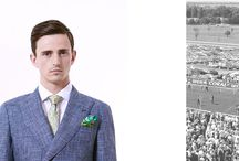 Men What to Wear at the Races