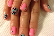 My Style-nails / by Cecilia Bk