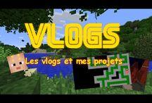 Mes vlogs sur ma chaîne youtube / Les vlogs que je diffuse sur ma chaîne Youtube : https://www.youtube.com/channel/UCkkSEbrskJ6VVcA_5SLy4Hg