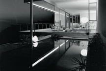 "Richard Neutra / 1892 – 1970 "" I am an eyewitness to the ways in which people relate to themselves and to each other, and my work is a way of scooping and ladling that experience."""