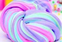 Slime / Avec des perles ou colorés