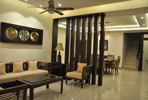 Hyderabad Living Room Interior Designs / Hyderabad Living Room Interior Designs by Koncept Living