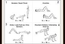Workout ️♀️