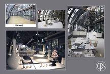 Vorher Nachher Büro modern / Nutzen Sie das volle Potenzial Ihrer Geschäftsräume. http://www.dh-raumdesign.de/geschaeftsraeume.html