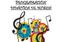 Programación de música