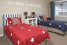 Rooms - Boys / Ideas for decorating & storage in boys bedrooms