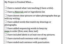 Procedural Writing / by Emma