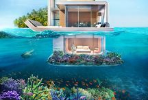 Snorkelers Dream House / Visit our site www.snorkelaroundtheworld.com Build up our snorkeling community :)