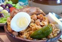 plats algeriens pour Moharem, mouled ( mawlid), Achoura, yennayer / recette du mouled, mawlid nabawi charif, plats pour le mouloud / by Amour de cuisine