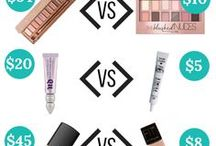Make-up dupes
