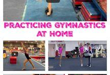 Gymnast Girls