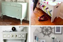 Furniture Makeovers / by A Step in the Journey