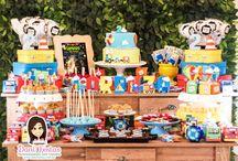Festa Meios de Transportes / Festas Criativas e Personalizadas você encontra aqui. Procurando fofuras para a sua festa? Na nossa loja tem! http://danifestas.com.br/
