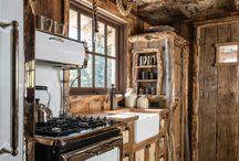 Dream kitchen farmhouse countryside