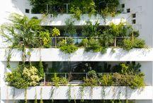 ARCH | facade | green