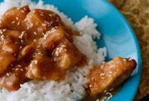 Chicken and Turkey Recipes / Chicken and Turkey