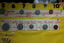 2nd grade Math / by Meig Langford