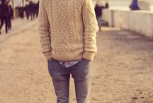 Men's fashion autumn