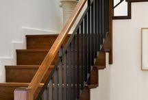 rail stairs
