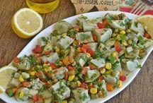 pratik salatalar