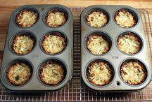 Muffin tin opskrifter