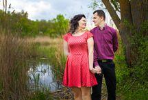 Engagement photo session - Elena & Nicu