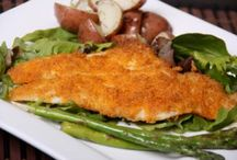 Fish recipes / by Cindy Richman