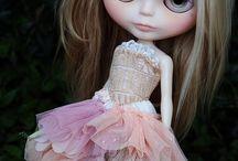 Blythe customize