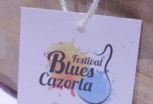 Proyecto final Festival Blues Cazorla / CREACIÓN DEL NAMING, CAMPAÑA PUBLICITARIA Y PÁGINA WEB