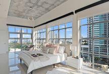 Three terraces PH in Midtown Miami / Interior Design + Staging