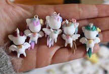 ポリマークレイの人形の作り方