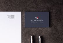 Euromed / Euromed - Logo and Corporate identity