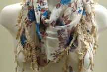 Clothing-accessories / by Lorna Coulthart