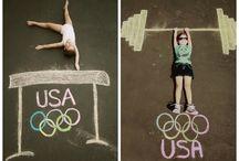 Olympic kids ideas
