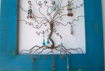 Holding all my jewelry / by Rebecca Forbush