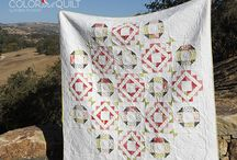 Color and Quilt Patterns by Robin Pickens