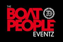 Boat-People / Logo & poster by Bruno Allard creation ©