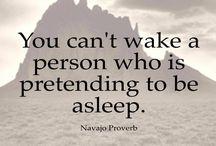 Awaking people