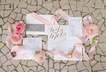 Glamour romantique glitter