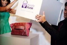 Purple Purse / Help support survivors of domestic violence. Join us for the Purple Purse Challenge. https://www.crowdrise.com/purplepurse-nhcadsv / by New Hampshire Coalition Against Domestic & Sexual Violence
