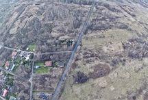 Zdjęcia lotnicze / Fotografia nieruchomości z latającego drona