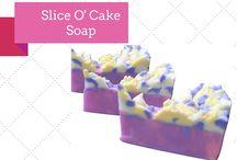 Slice O' Cake Soap For Healthy Skin