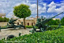 The history of Crete