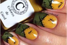 Noviembre nails
