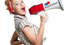 Manhattan szkoła językowa Warszawa