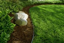 Lawn edging design