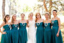 Teal Weddings / by Earrings Nation